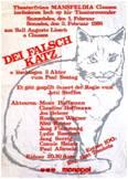 1986 Déi falsch Katz
