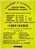 1993 Stee reich